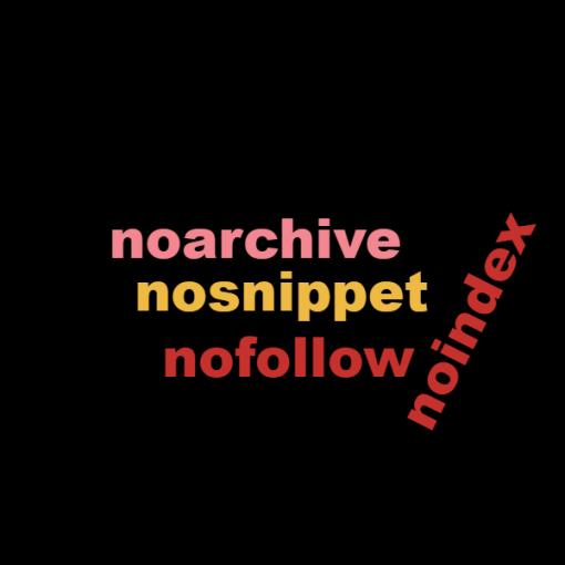 noindex nofollow noarchive nosnippet