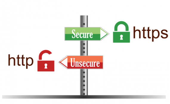 https secure -http no secure