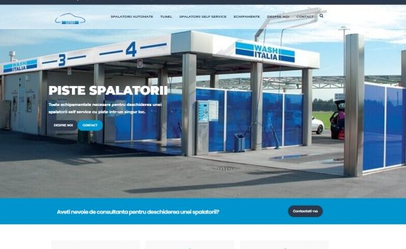 Site spaltorii self service