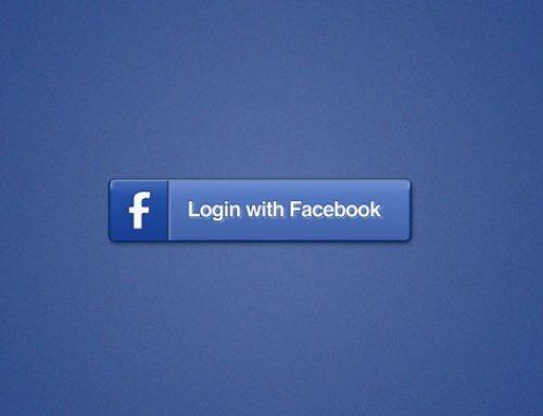 """Datele de la """"Login With Facebook"""" pot fi preluate de o terta parte"""