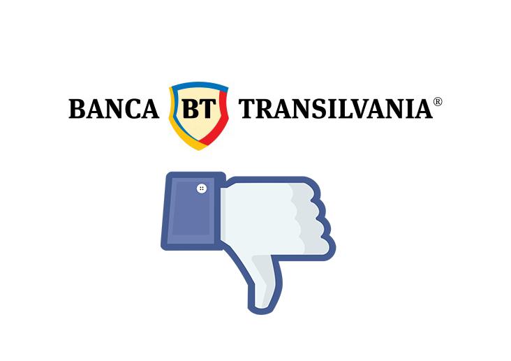 Banca Transilvania Dislike