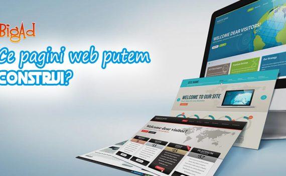 web design valcea modele pagini