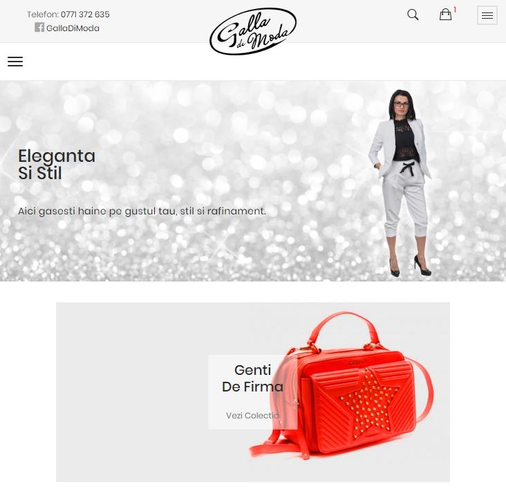 magazin online haine de lux