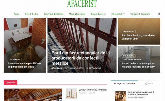 magazin Afacerist.ro