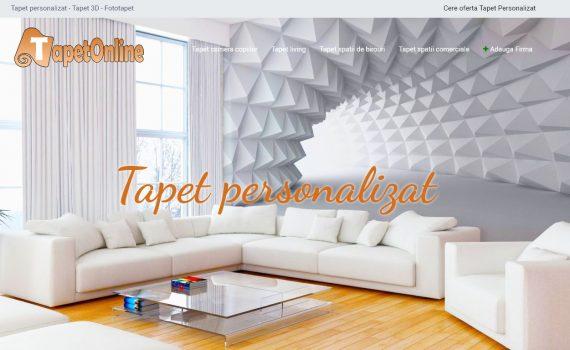 Tapet Personalizat TapetOnline.ro