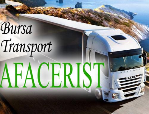 Cererile de transport grupate pentru transportatorii inregistrati pe Afacerist.ro