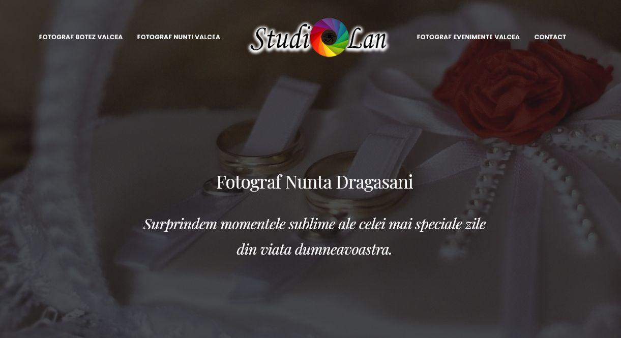 fotograf nunta Dragasani