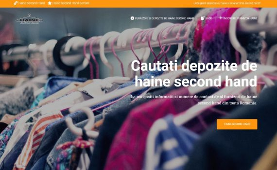 site haine second hand