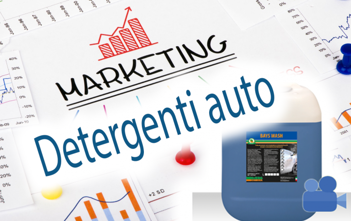 marketing online detergenti spalatorii auto