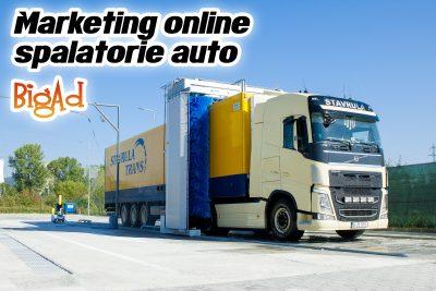marketing spalatorie auto