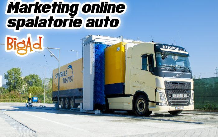marketing spalatorie auto