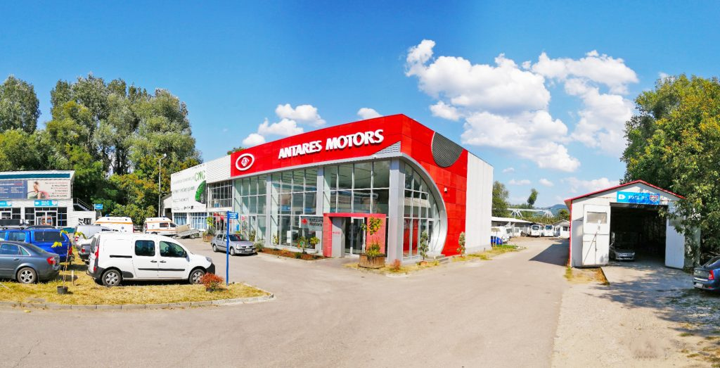 Antares Motors Ramnicu Valcea