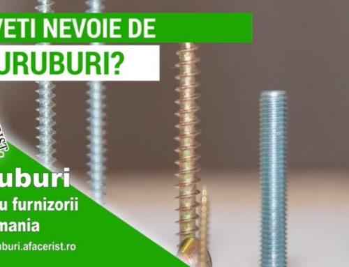 Clip promotional pentru promovarea categoriei SURUBURI