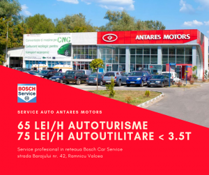 banner promovare service auto